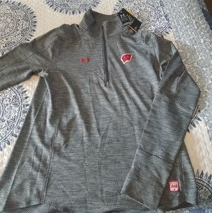 NWT Under Armour Wisconsin Badgers